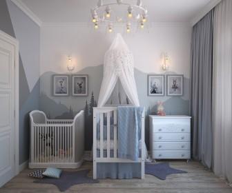 Jakie kolory wybrać do pokoju dziecka?